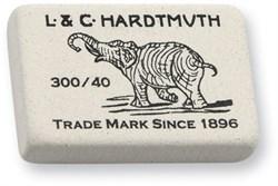 Ластик ''Elephant'' 300/40, каучук, 35*23*8мм. - фото 128921270