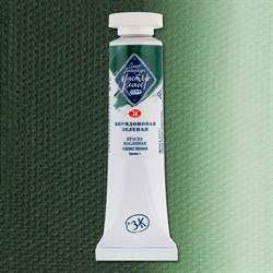 Краски масл.   18мл, Виридоновая зеленая ''ЗХК'' МК - фото 137423302