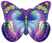 Украшение на скотче ''Бабочка''