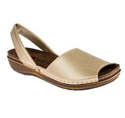 Туфли летние женские ''Inblu'' арт. 44-1T (платина) (р. 40)   3304577