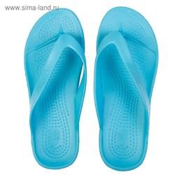 Сланцы женские  River арт. 004 (голубой) (р. 40)   2886705