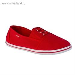 Туфли женские Libang арт. LB560-13 (красный) (р. 40)   3361292