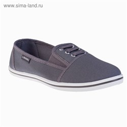 Туфли женские Libang арт. LB560-40 (серый) (р. 37)   3361295