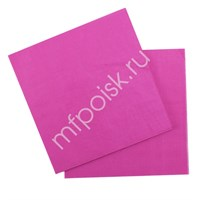 Салфетки Hot Pink 12шт