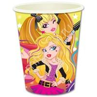 Стаканы бумажные Party Girls 6шт 200мл