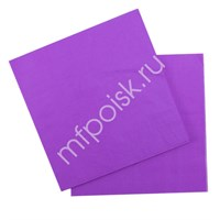Салфетки Purple 12шт