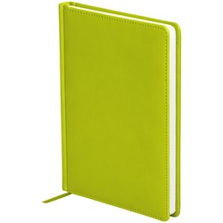 Ежедневник датированный 2021г., A5, 176л., кожзам, OfficeSpace ''Winner'', салатовый Ed5_31308