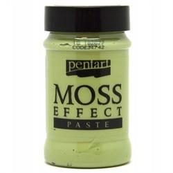 Паста с эффектом мха, 100 мл, светло-зелёный Pentart