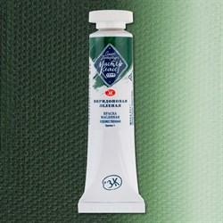 Краски масл.   18мл, Виридоновая зеленая ''ЗХК'' МК